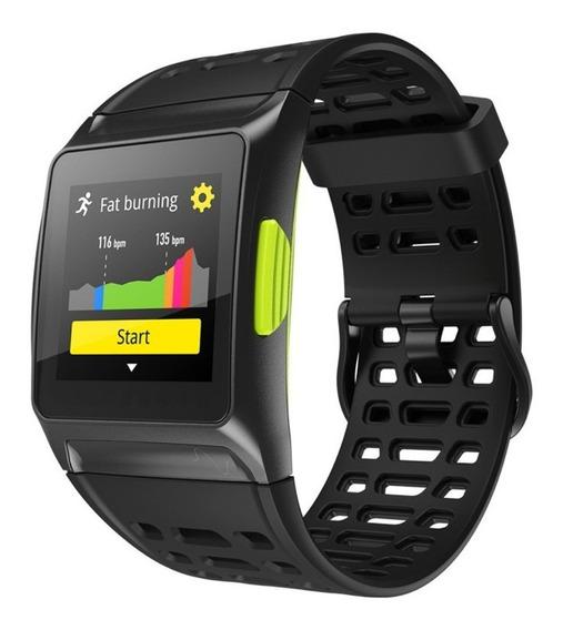 Relógio Esportivo Br1 Gps Monitor Cardíaco Bike Corrida