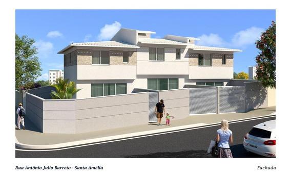 Casas Duplex 03 Quartos Com 02 Vagas Entrada Individual . - 48063