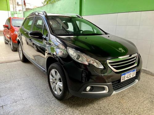 Peugeot 2008 Allure Nav 1.6 2017