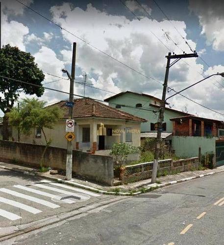 Imagem 1 de 3 de Terreno Para Venda Com 400m²   Vila Perus, São Paulo   Sp - Tr73413v