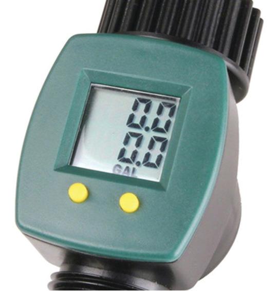 Caudalimetro Digital Medidor De Flujo Ahorro Agua Liquidos
