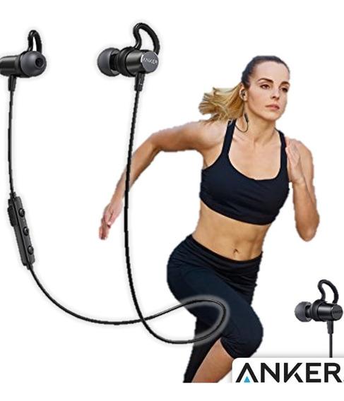 Audifono Anker Soundbuds Surge Bluetooth 4.1 Ipx4 Deportivo