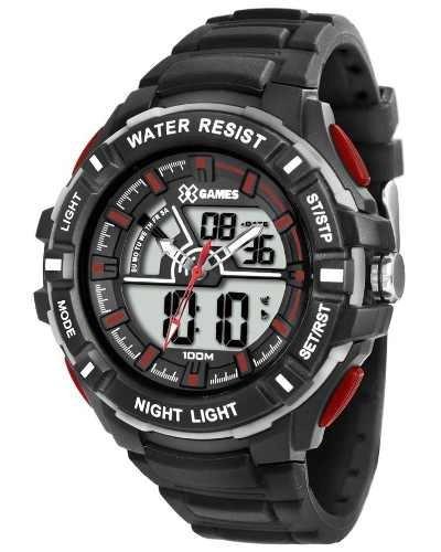 Relógio Xgames Masculino Anadigi Xmppa189 Bxpx