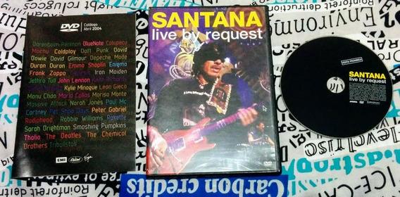 Santana : Live By Request - Original