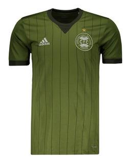 Camisa Do Coritiba Oficial 2017/2018 adidas Original Lacrada