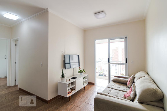 Apartamento Para Aluguel - Bela Vista, 2 Quartos, 51 - 893000491