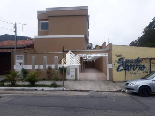Imagem 1 de 17 de Sobrado Novo Em Condomínio Fechado No Parque Do Carmo 2 Suíte, 2 Vagas, 89 M² - 14