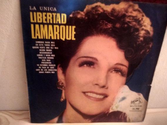 2 Discos Vinilo Libertad Lamarque La Única Vol 1 Y 2