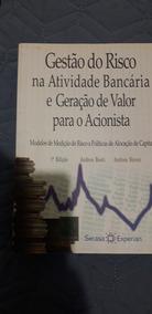 Livro Gestao De Risco Na Atividade Bancaria