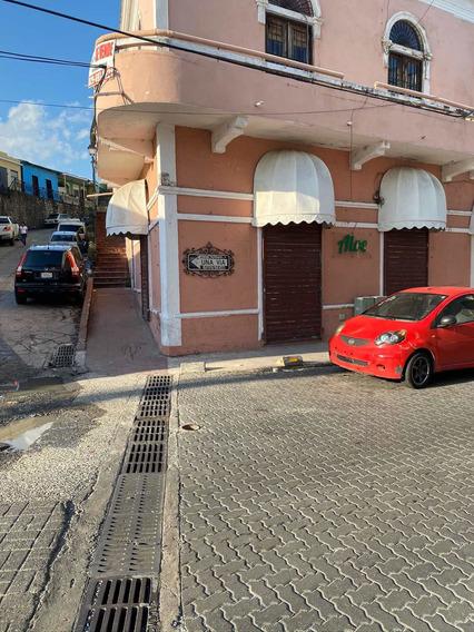 Local Comercial En El Corazón De La Zona Colonial.