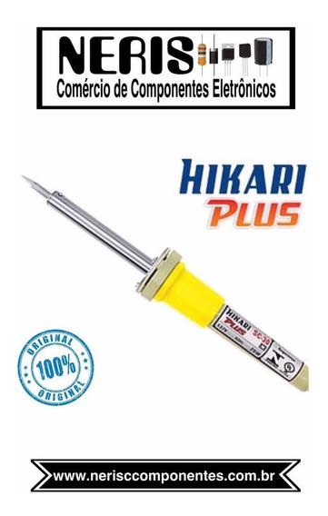 Ferro De Solda Hikare Plus Sc-30 25w 127 V