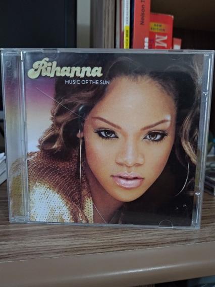 Cd Rihanna Música Of The Sun