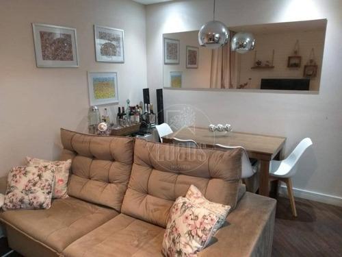 Imagem 1 de 28 de Apartamento Com 3 Dormitórios À Venda, 75 M² Por R$ 530.000,00 - Mauá - São Caetano Do Sul/sp - Ap1507
