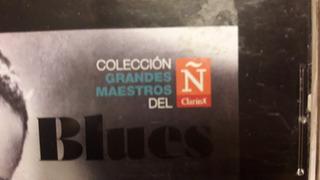 Colección Cds Grandes Maestros Del Blues