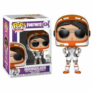Funko Pop Fortnite Moonwalker #434 Videojuegos Muñecos