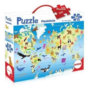 Rompezabezas Puzzle 36 Piezas Original Antex 1243