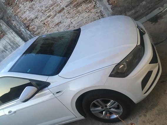 Volkswagen Polo Branco 1.6 16v Msi 5p Manual