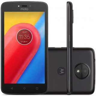 Celular Motorola Moto C 8gb Dual Chip 5mp Barato + 2 Brindes