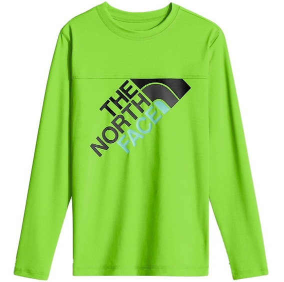 Playera Para Playa Upf 50 Water Niño The North Face No019