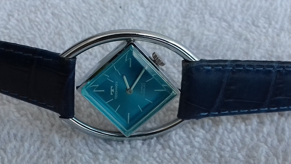 Reloj Technos En Acero Para Dama Original Unico