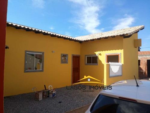 Imagem 1 de 14 de Casa Com 01 Quarto Em Unamar Cabo Frio/rj