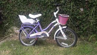 Bicicleta Explorer Para Niña Con Muy Poco Uso!