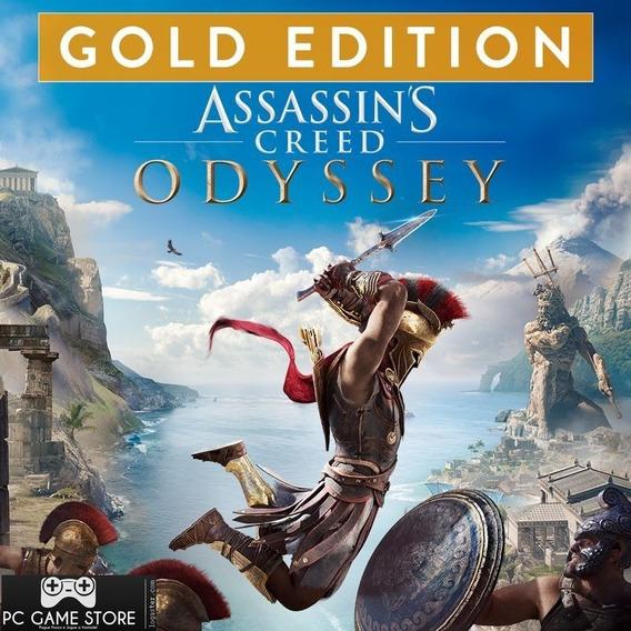 Assassins Creed Odyssey Original Steam (leia A Descrição)