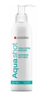 Lidherma Aquashot Crema Corporal Hidratacion 280gr