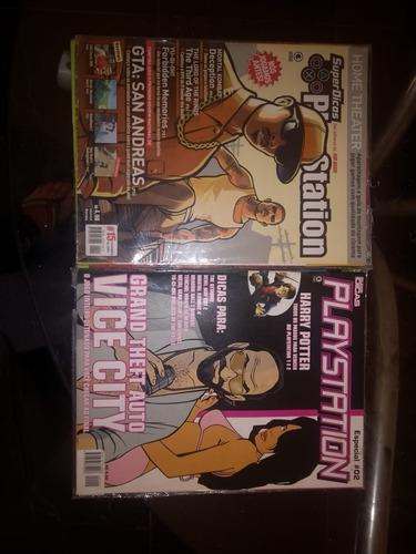 Lote De Revista Super Dicas Playstation  São 7 Revista