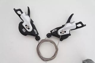 Passador Marchas Shimano Slx M670