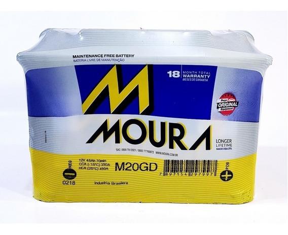 Bateria Moura Original 12x65 Reforzada Envio Gratis A Todo El Pais M20gd 18 Meses De Garantia