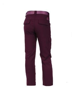 Pantalon Niña Trail Pant Púrpura Lippi