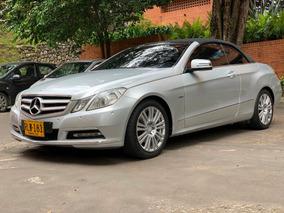 Mercedez Benz E 200 Cabriolet