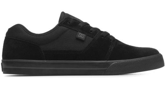 Zapatillas Dc Tonik Black Black. Envío Sin Cargo.