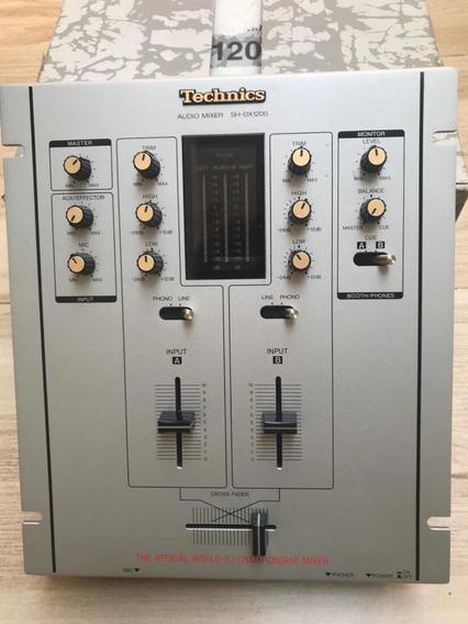Technics Mixer Sh Dx 1200 Impecavel Na Caixa