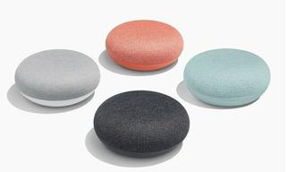 Google Home Mini, Bocina Inteligente Con Google Assistant.