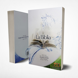 Paquete De 10 Biblias Economicas Rv 1960
