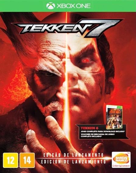 Tekken 7 (edição De Lançamento) - Xbox One