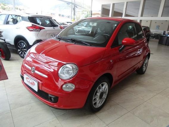 Fiat 500 Sport 1.4 16v, Possui Passagem Por Leilão, Nop5314