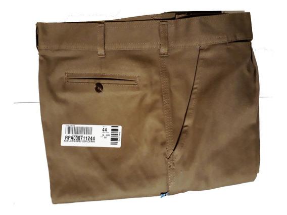 Pantalon De Trabajo Ombu T/44 100% Algodon 4 Bolsillos