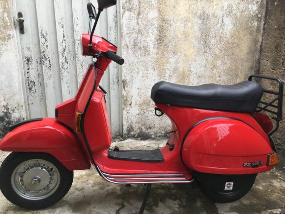 Vespa P X 200 E 1985