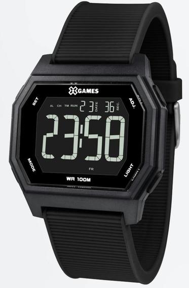 Relógio Masculino X-games Xgppd112 Digital Quartz Xtyle