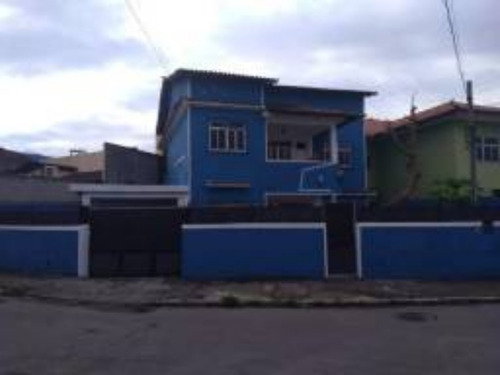 Califórnia/n.iguaçu. Casa 5 Quartos, 2 Banheiros, Quintal E 3 Vagas De Garagem. - Ca00591 - 33711734