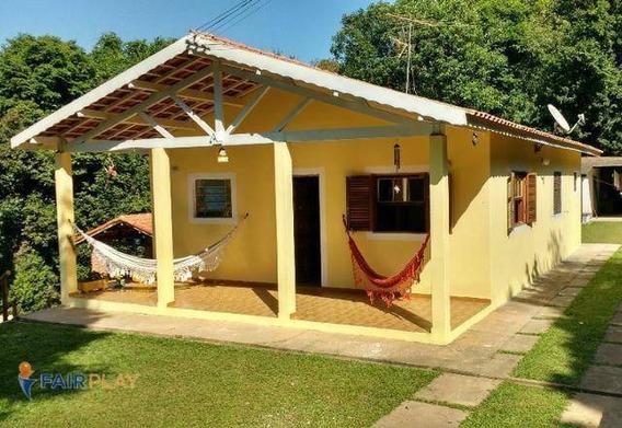 Chácara Em Condomínio Prox Castelo Branco Km 57 - Restinga Verde -sao Roque - Ch0005