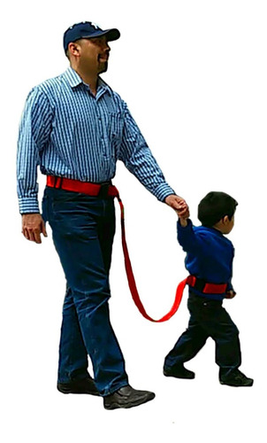 Arnés De Seguridad De Doble Cinturón Para Niño Y Adulto