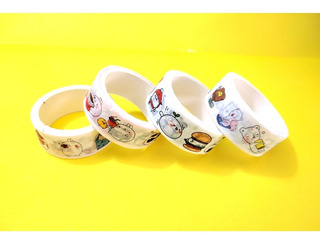 Cinta Washi Tape Decorativa Importada Scrapbook Cute Molang