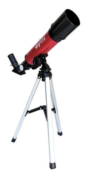 Luneta Telescópio Skylife Refrator Novice 60x - Skylife Marca Especialista Em Produtos Astronômicos
