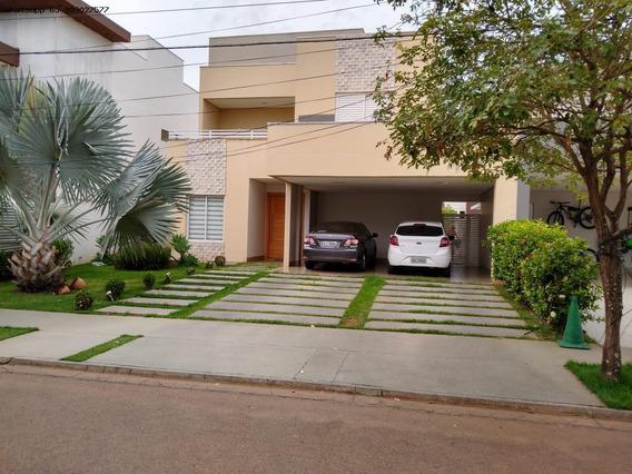 Sobrado Para Venda Em Cuiabá, Jardim Imperial, 3 Dormitórios, 3 Suítes, 5 Banheiros, 4 Vagas - 595_1-1492169