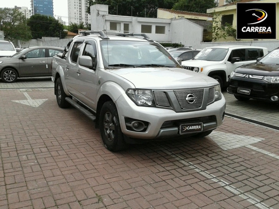 Frontier 2.5 Sv Attack 10 Anos 4x4 Cd Turbo Eletronic Diese