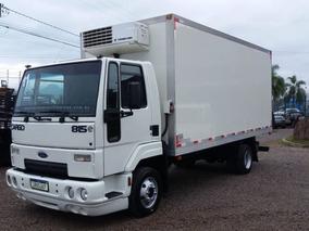 Ford Cargo 815 E - Camara Fria Thermoking - Gancheira